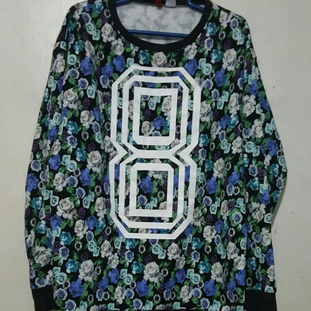 Divided By H&M Floral Jersey