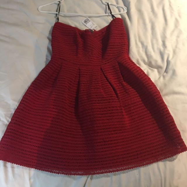 dress large size (forever21)