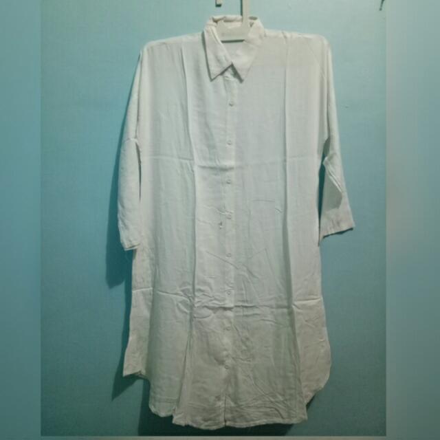 ( TURUN HARGAAA !!! ) Dress Putih