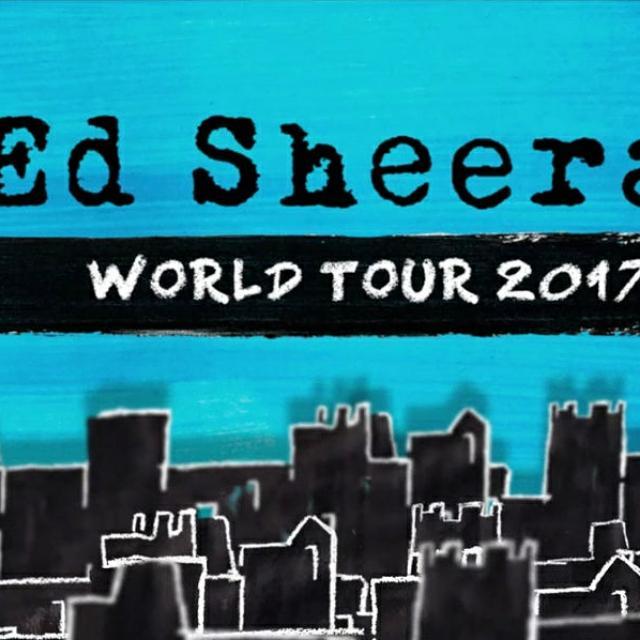 Ed Sheeran Toronto Tickets