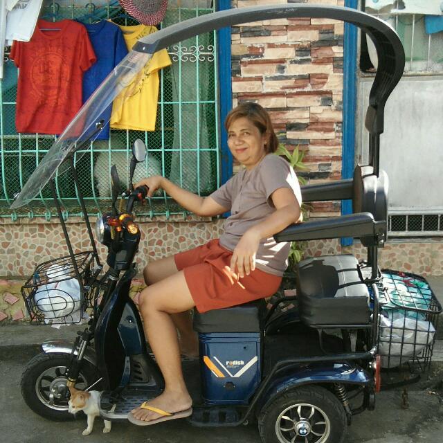 electonic bike
