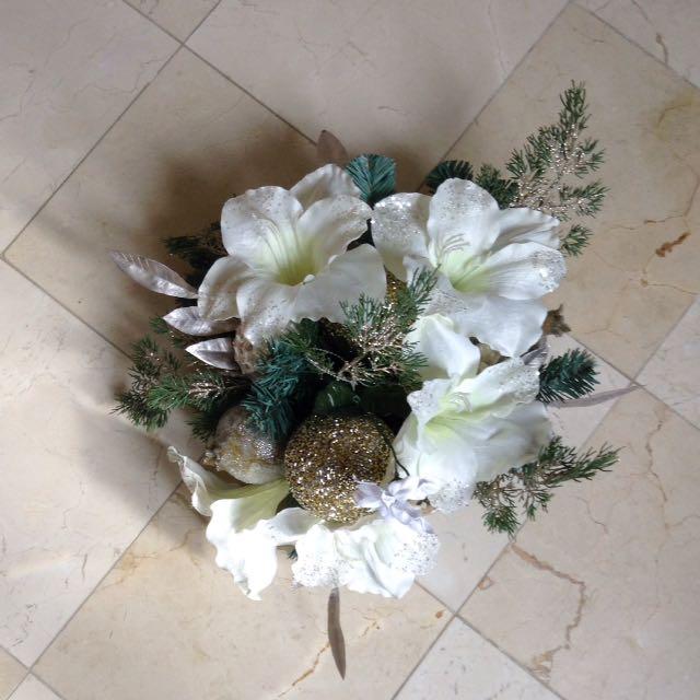 Flower Arrangement Decor