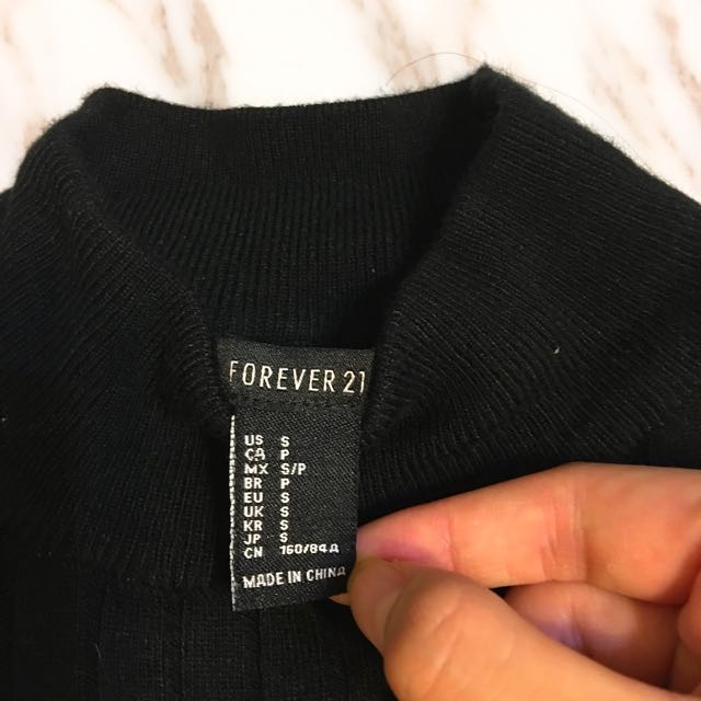 Forever 21 顯瘦貼身上衣