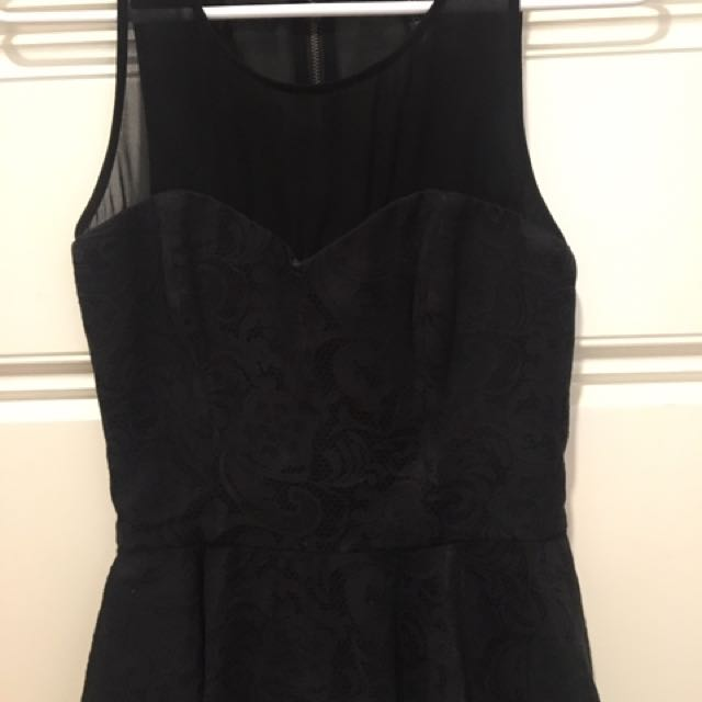 Forever New Peplum Top Size XS