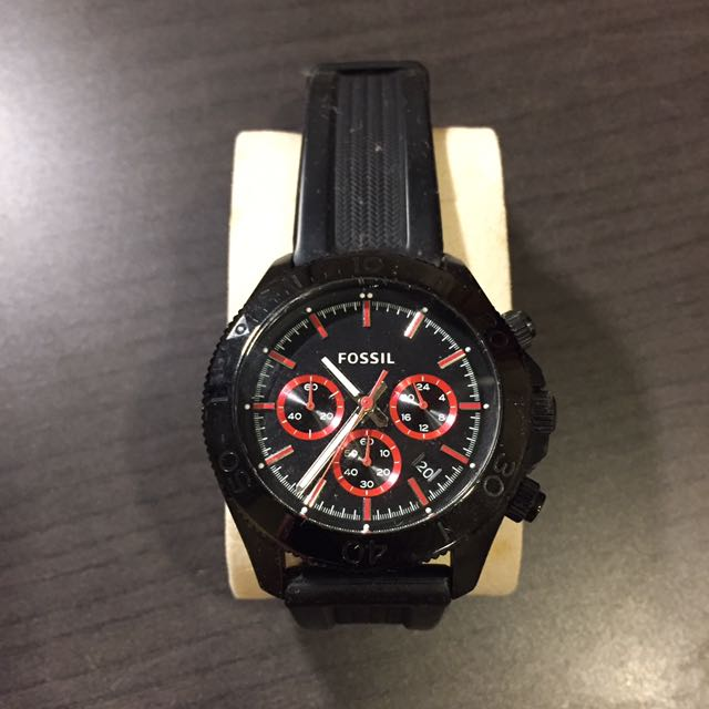 Fossil Chronograph Sports Edition