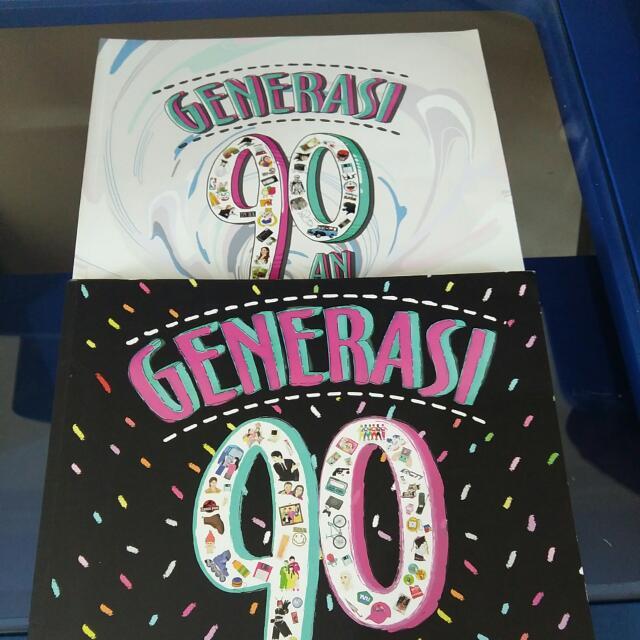 Generasi 90an & Generasi 90an Anak Kemaren Sore