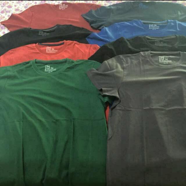 Giordano Tshirts