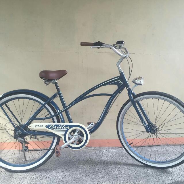 Grand Briller Vintage Cruiser Bike