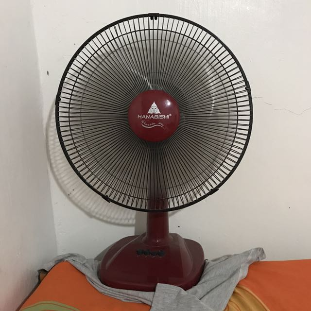 Hanabishi Electric Fan