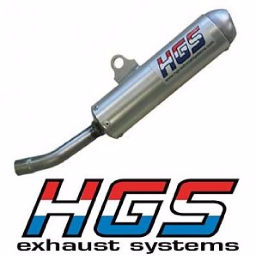 HGS Exhaust System Competition use only, Motorbikes