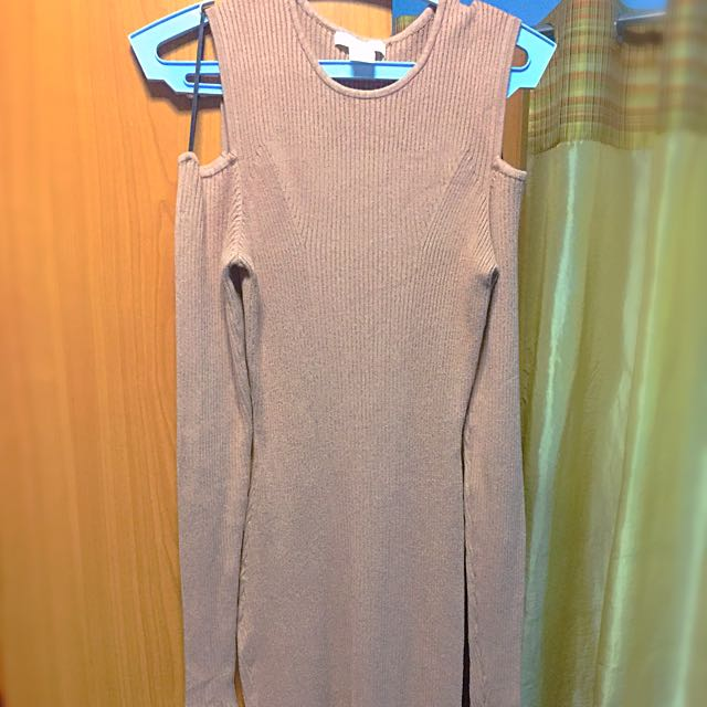 H&M BODYCON DRESS (LONGSLEEVES)