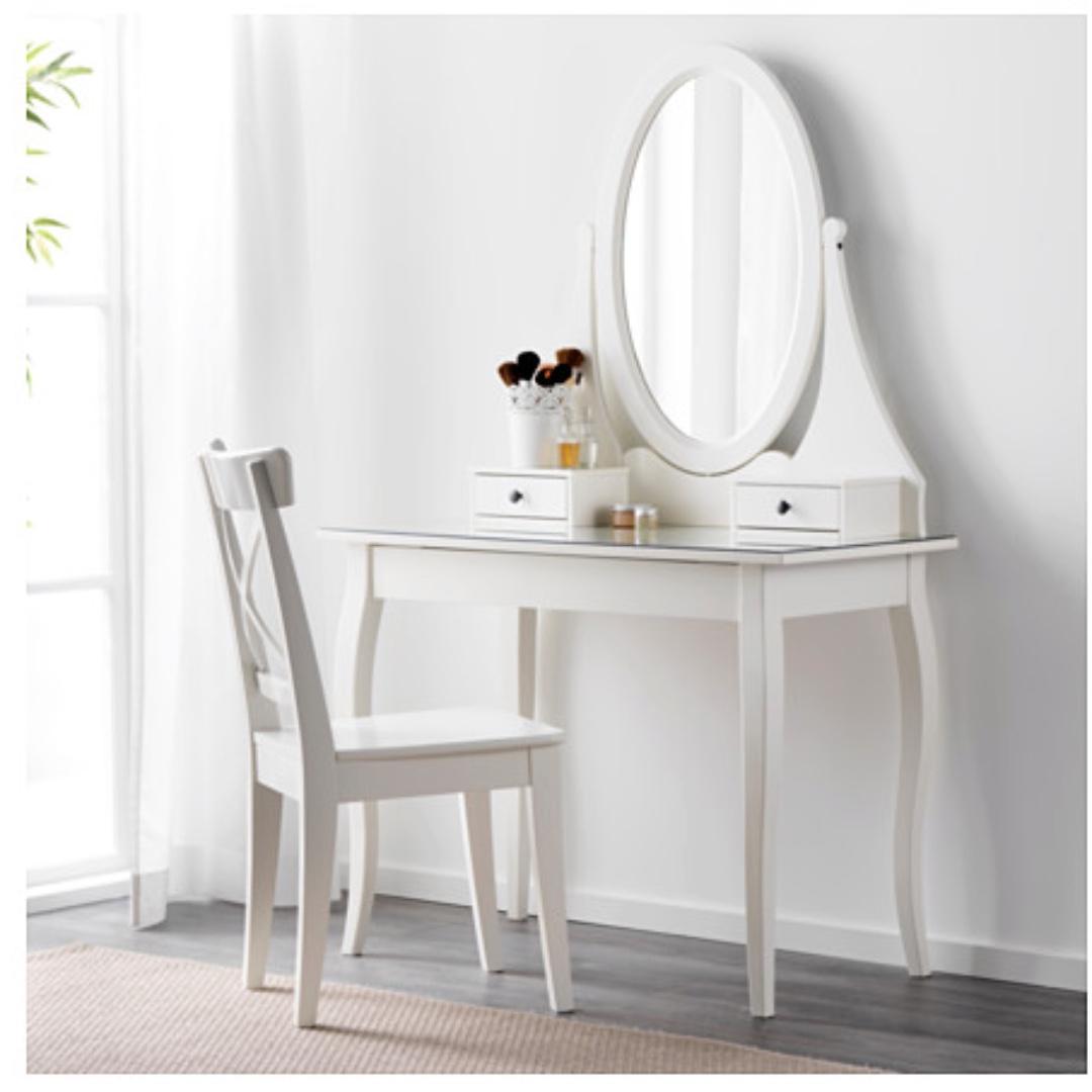 IKEA Hemnes Dressing Table RRP. $379
