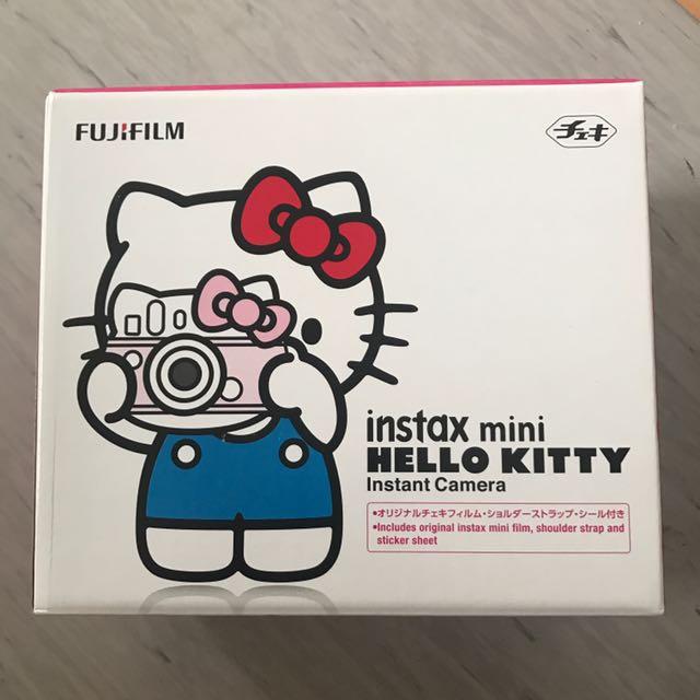 Instax Mini Hello Kitty Instant Camera