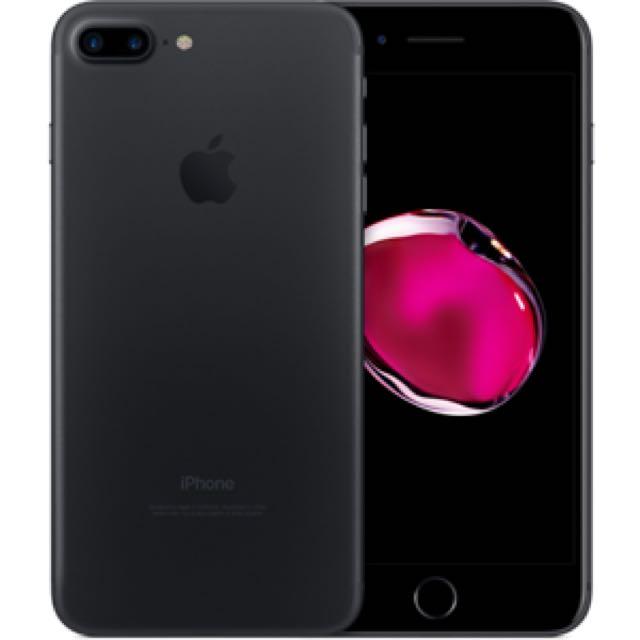 iPhone 7 Plus 32g 黑