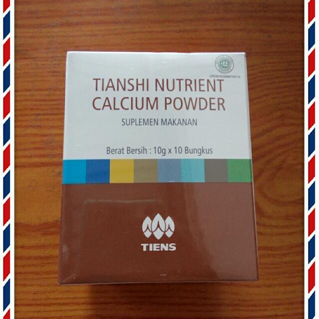 Kalsium NHCP Tiens Best Seller