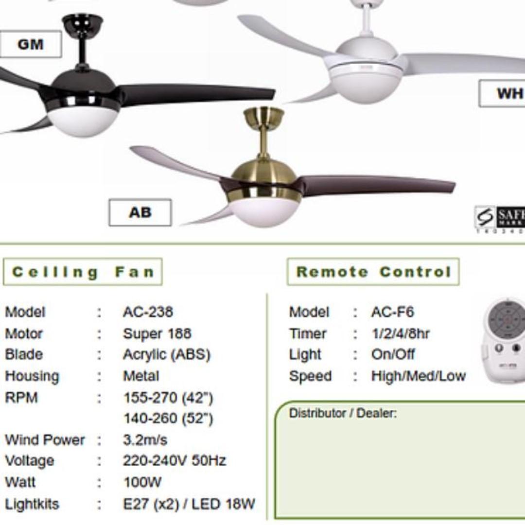 Ac Ceiling Fan Rpm Ideas