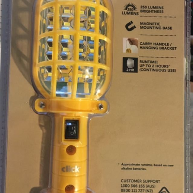 LED HANDHELD WORKLIGHT