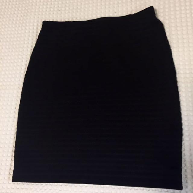FREE Black Skirt