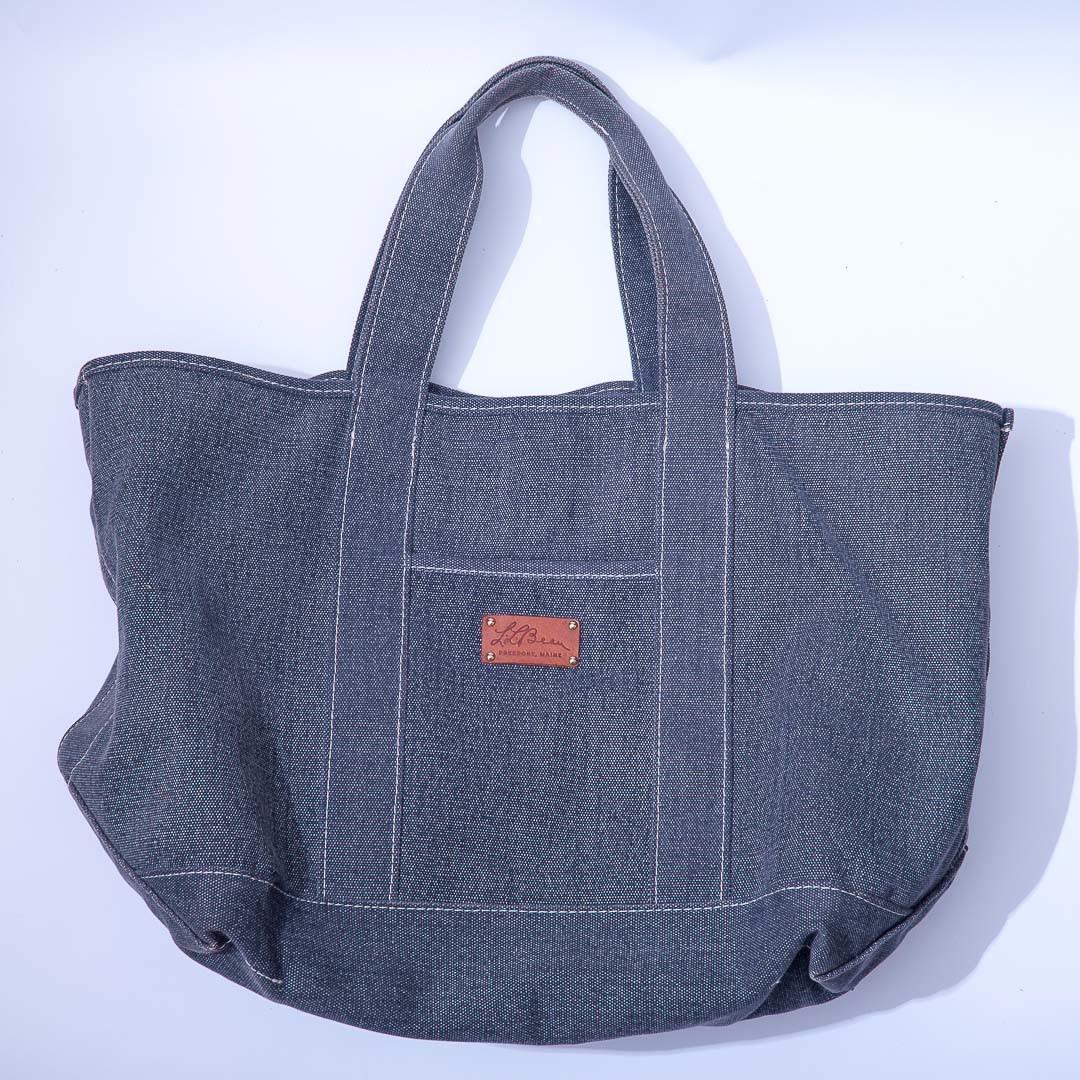 LL Bean Signature Tote Bag