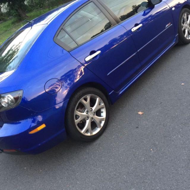Mazda 3 Sp23 2006
