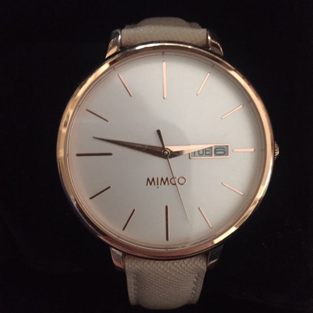 Mimco Thames Timepeace Watch