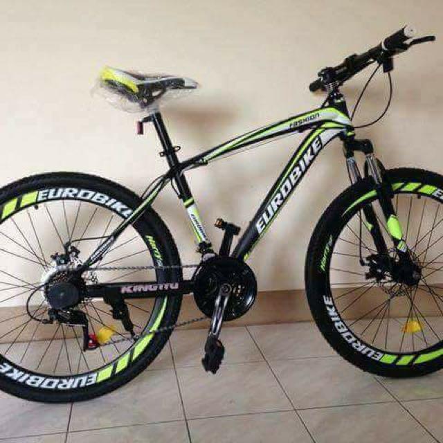 47bc78360c2 MTB Euro Bike X1