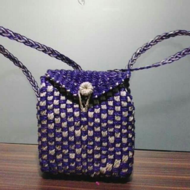 Native Bag Made 9f Pandan Plant