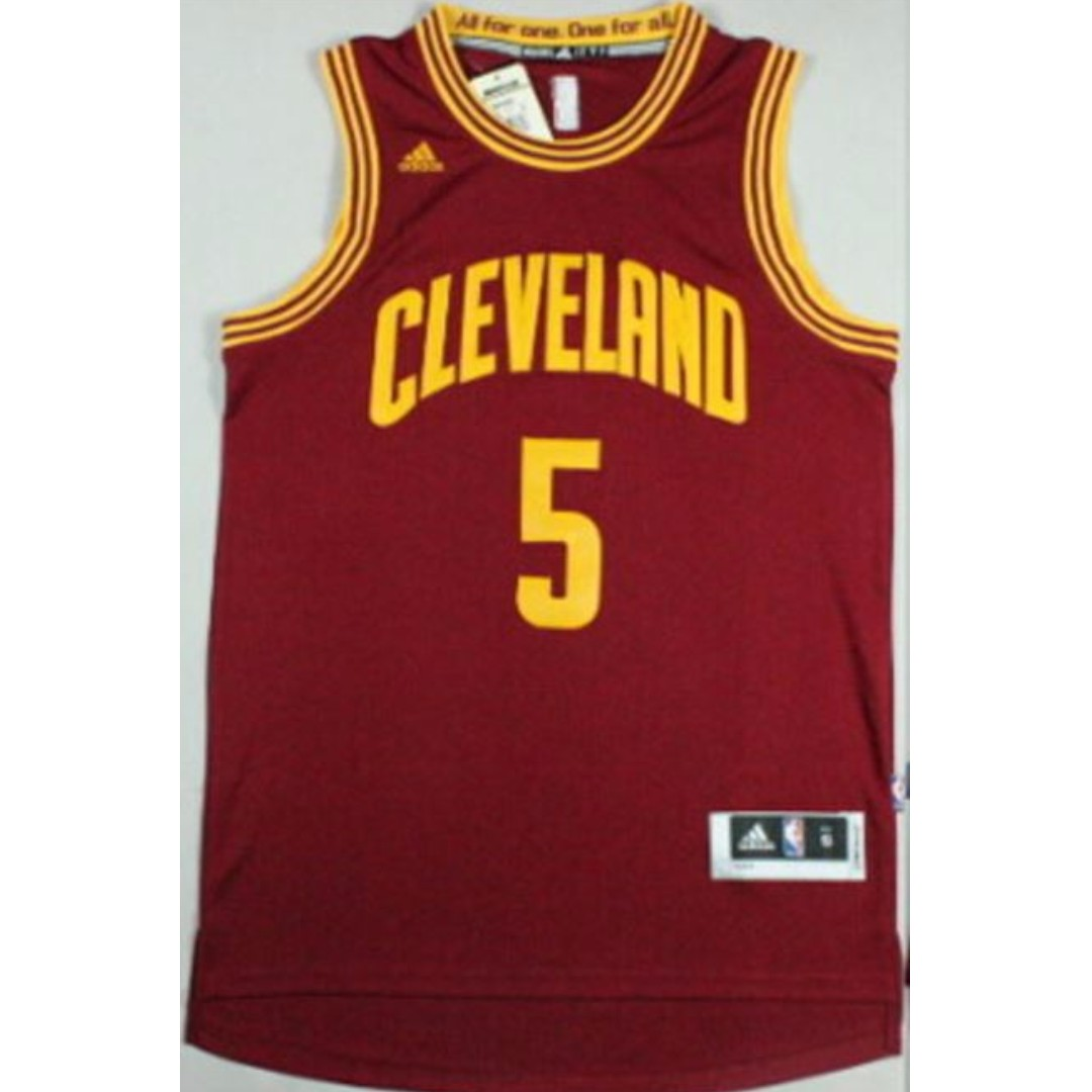 e08f4f865a6 NBA Swingman Jersey JR Smith Cleveland Cavalier  5 Yellow Away ...