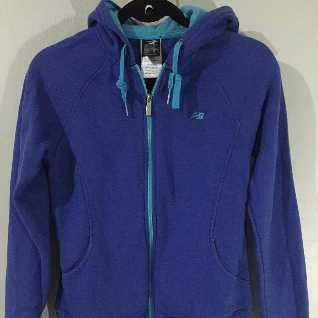 New Balance Unisex Hooded Jacket