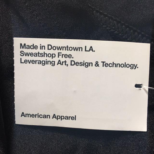 NEW Black Nylon Shorts