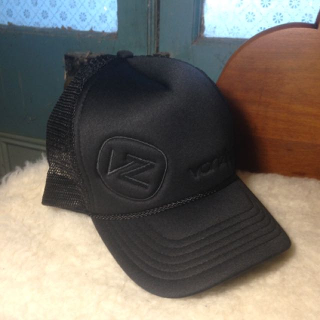New Black Vonzipper Hat