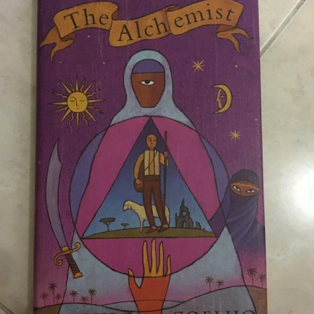 Novel Alchemist - Paulo Coelho (English Version)