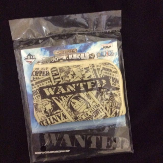 One Piece (anime) Wallet