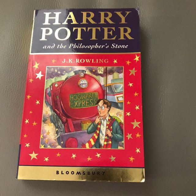 Original Harry Potter