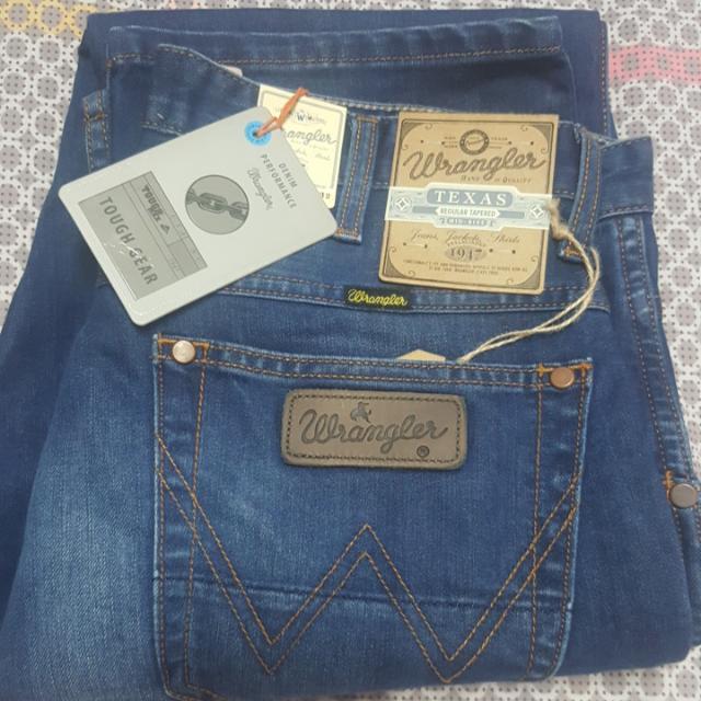 Original Wrangler Jeans Size 33 Men