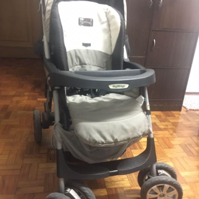 Peg Perego Centro Heavy Duty Stroller