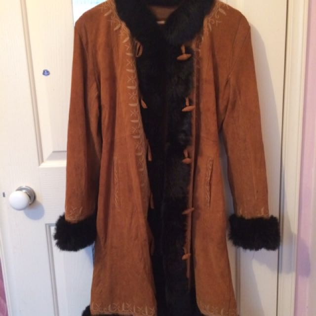 Penny Lane Coat Tree Of Life Style Sz M-L