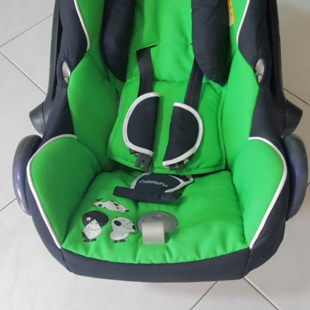 e225aff23a1 preloved mint condition maxi cosi infant carrier