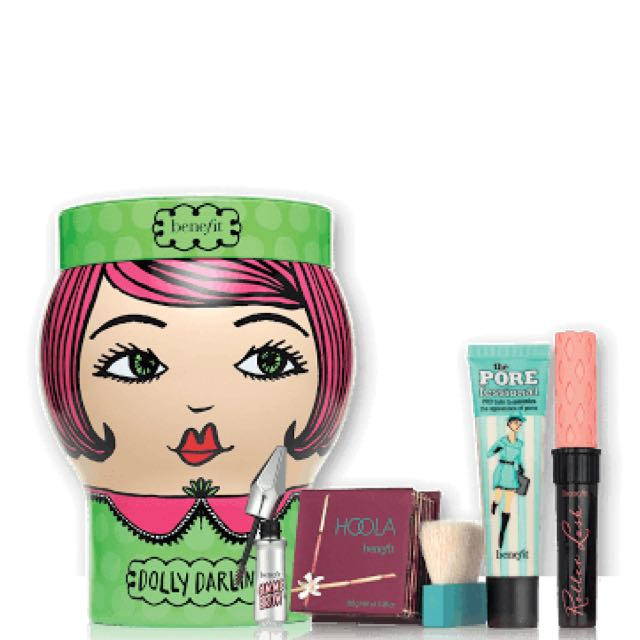 Re-created Benefit Make Up Set