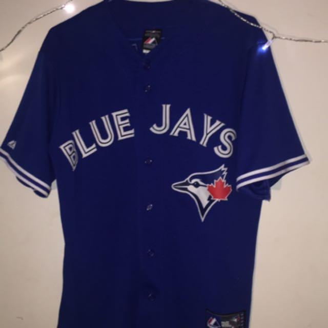 Reyes Baseball Jersey