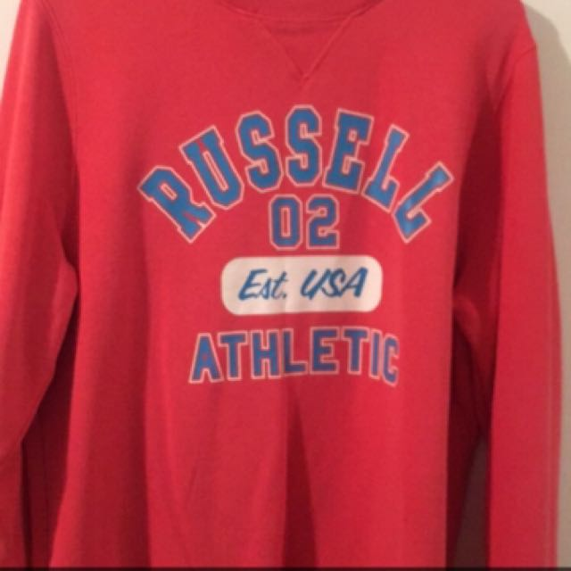 Russel Athletics Jumper