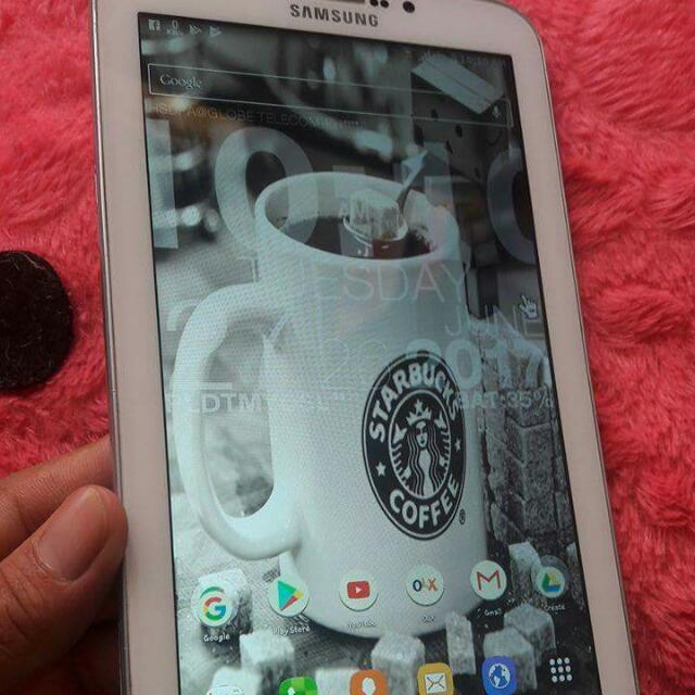 Samsung Tab 3 SM T211.. WITH SIMSLOT