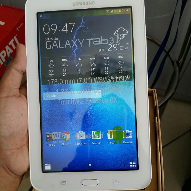 Samsung Tab 3V