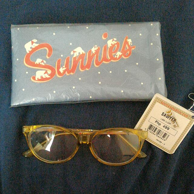 Sawyer Specs By Sunnies Studios