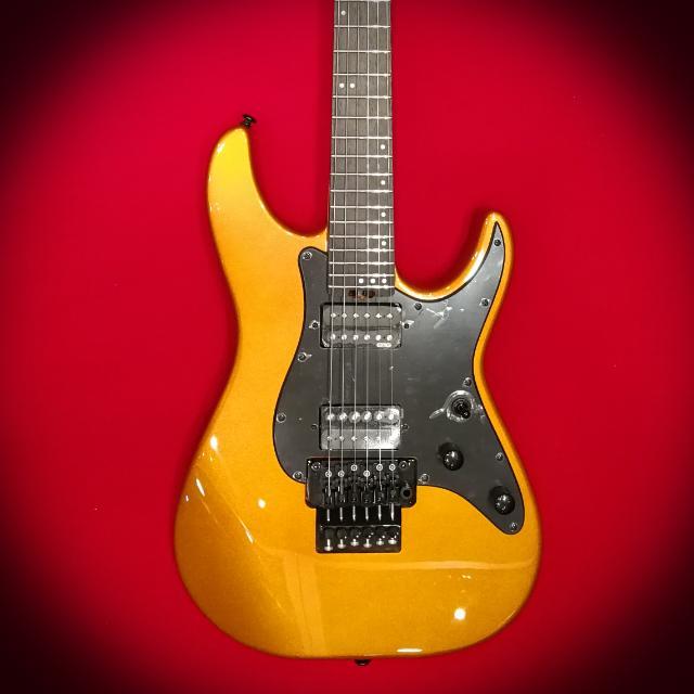 Schecter Guitar Sun Valley Shredder FR Orange