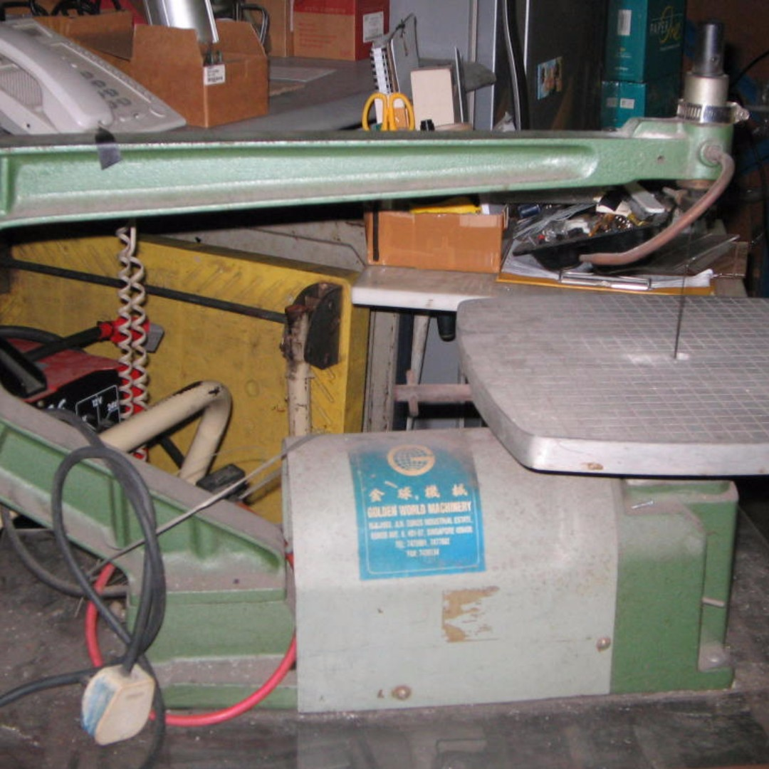 Scroll Saw Machine, Design & Craft, Craft Supplies & Tools