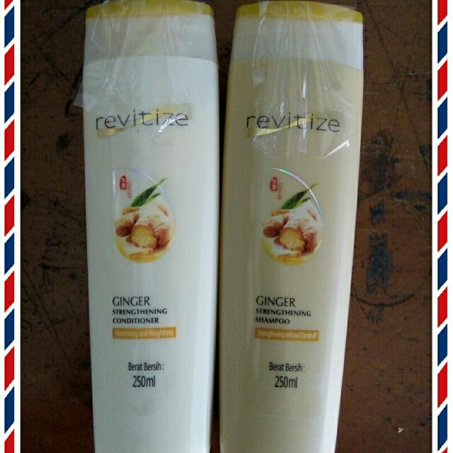 Shampo Conditioner Revitize  Tiens Best Seller