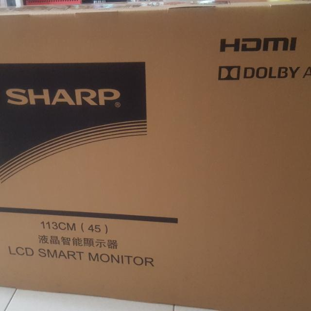 Sharp45吋電視