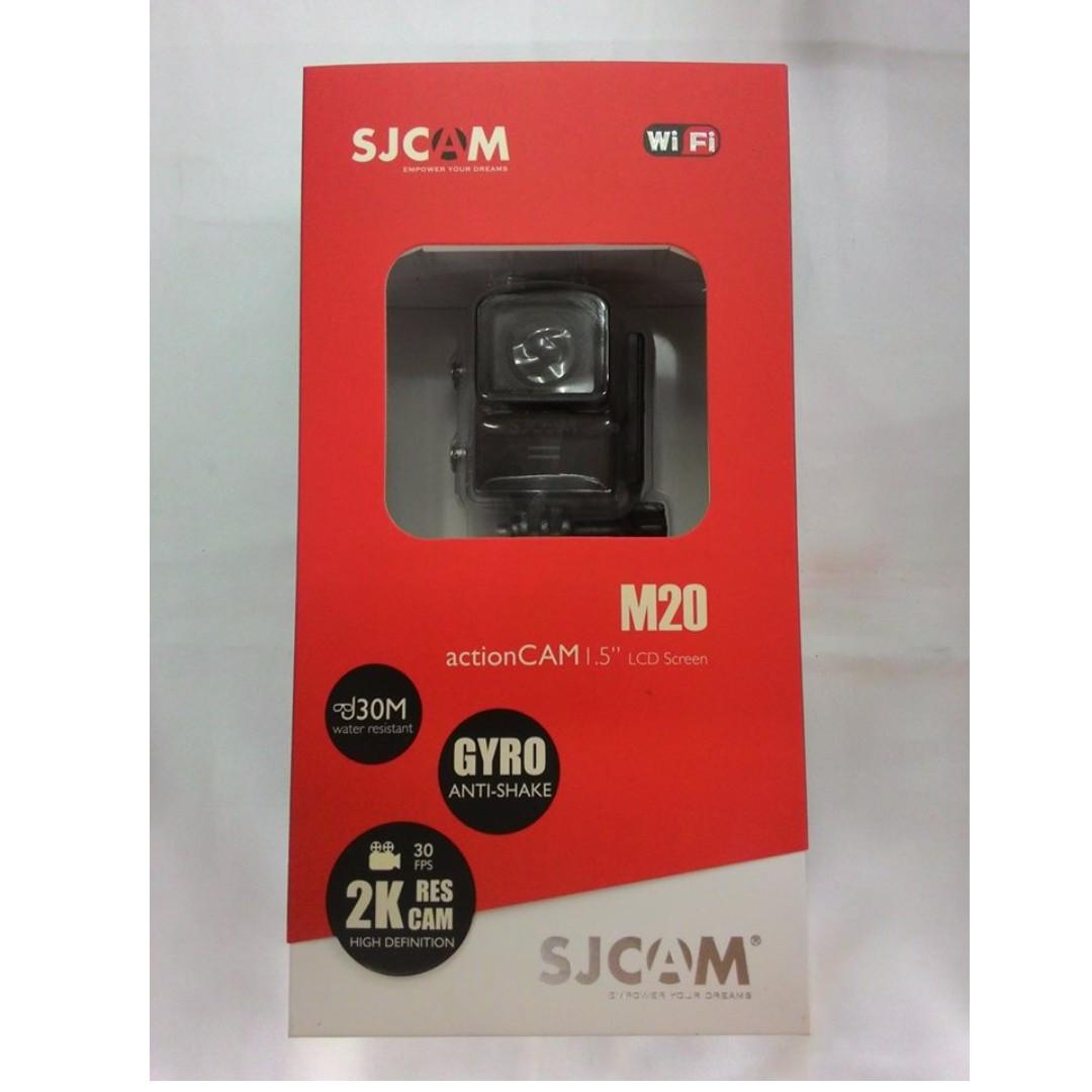 SJ CAM M20