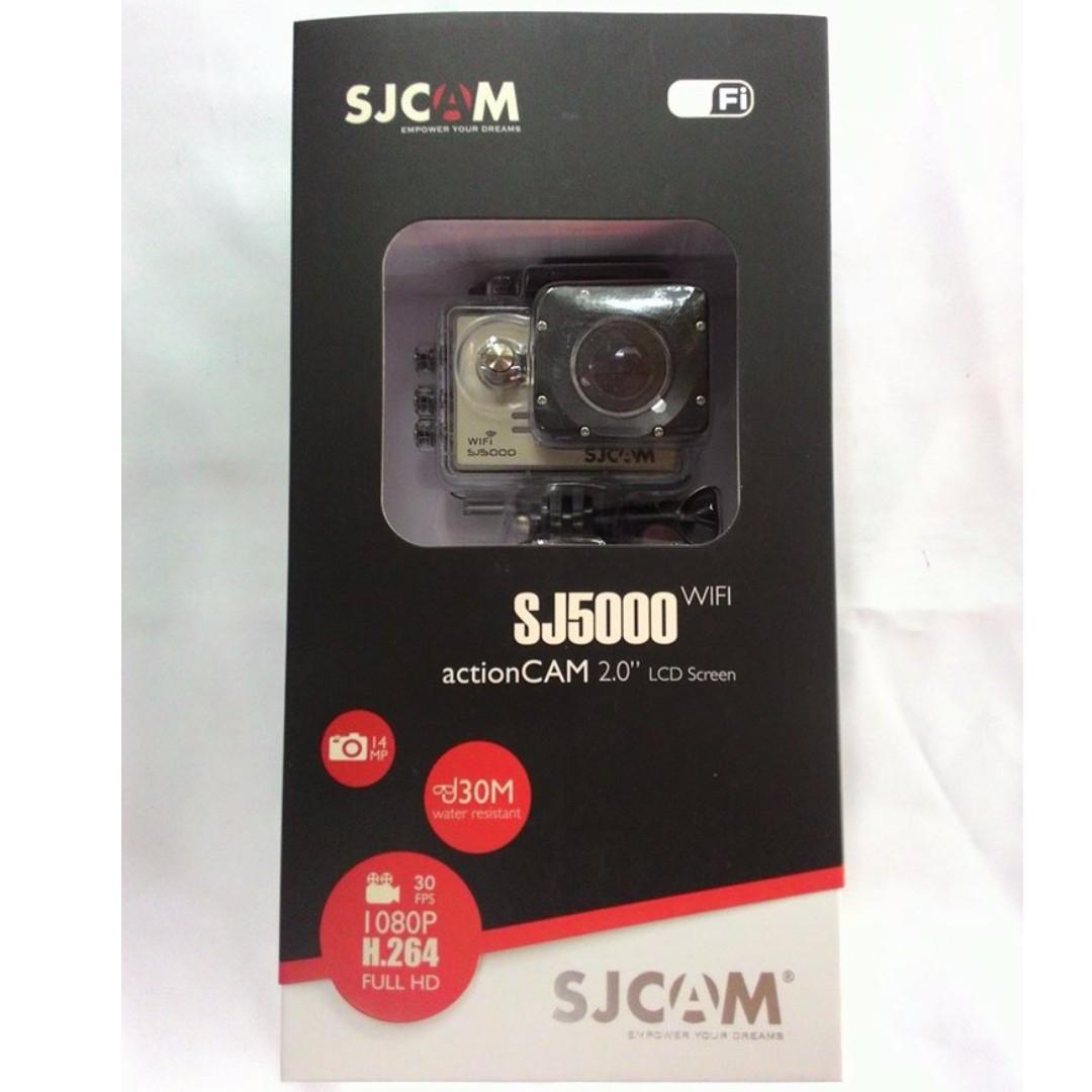 SJCAM SJ5000WIFI